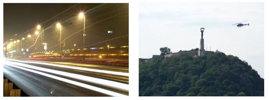 Image for Mekkora záridővel lehetett fotózva a baloldali kép?