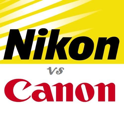 Canon vagy Nikon DSLR?